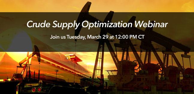 Lease Crude Optimization