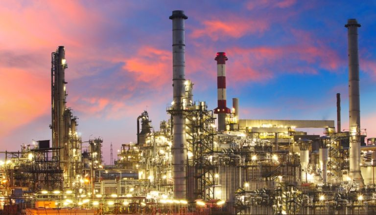 refinery turnaround