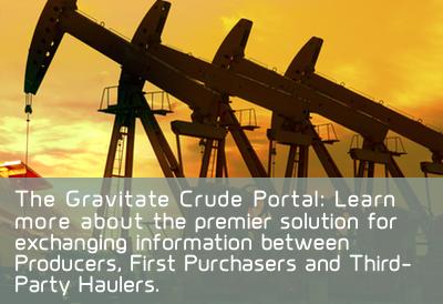 Gravitate Crude Portal