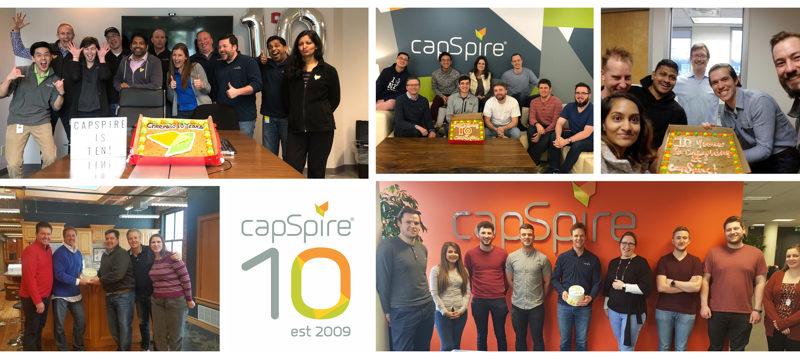 capspire 10 years