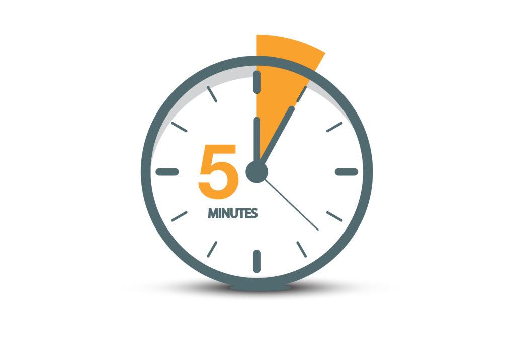 5-minute-settlement